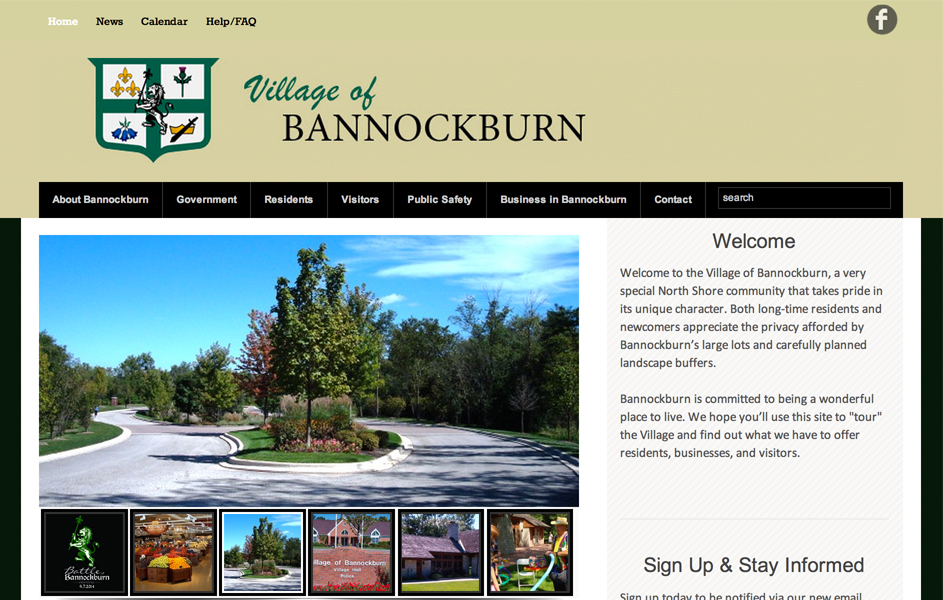 Village of Bannockburn