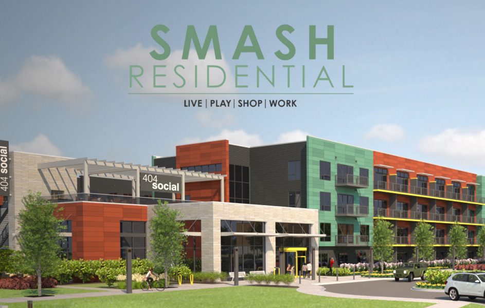 SMASH Residential | 97 Switch