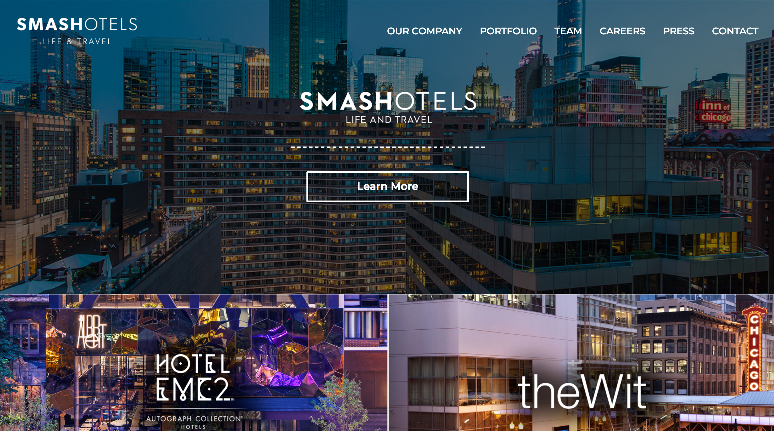 SMASHotels | 97 Switch