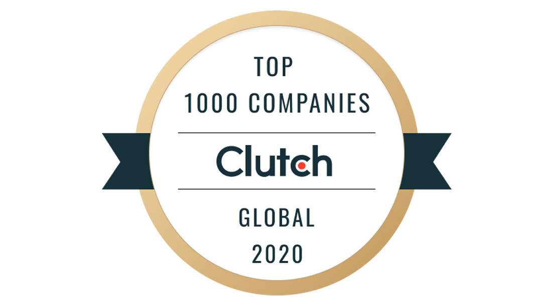 97 Switch Recognized By Clutch As One Of The Top 1000 B2B Firms In The World In 2020