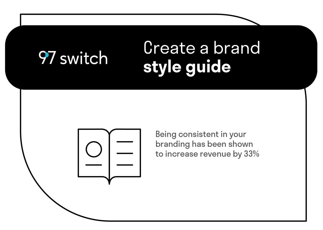 5 Steps to Creating a Brand | 97 Switch