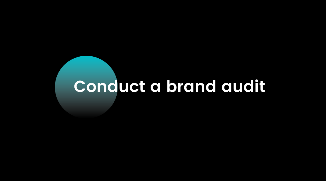 5 Steps to a Successful Rebrand Conduct a brand audit | 97 Switch