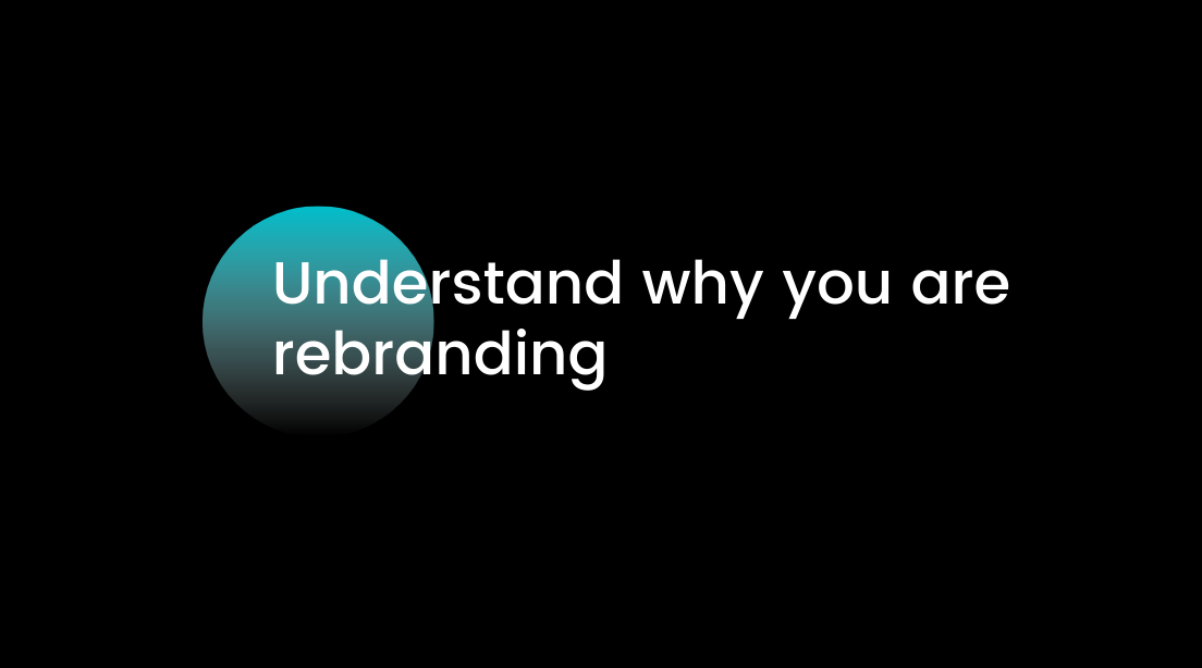 5 Steps to a Successful Rebrand Understand why you are rebranding | 97 Switch