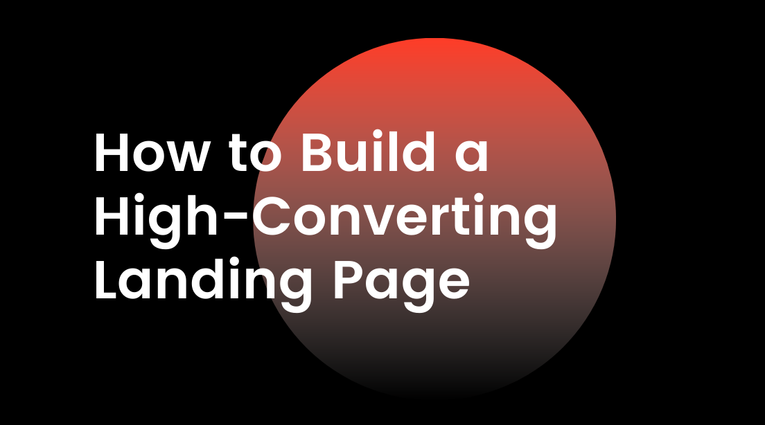 How To Build A High-Converting Landing Page | 97 Switch